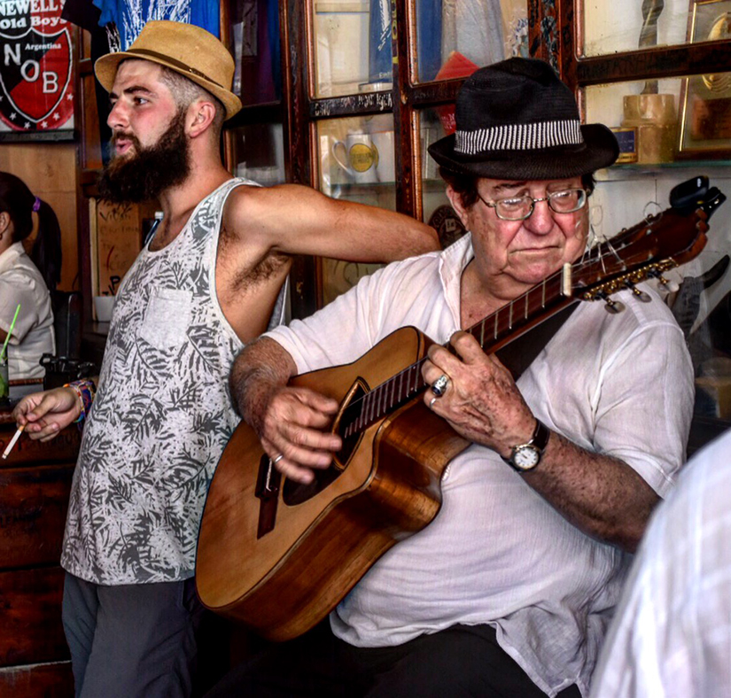 Cuban Music Scence