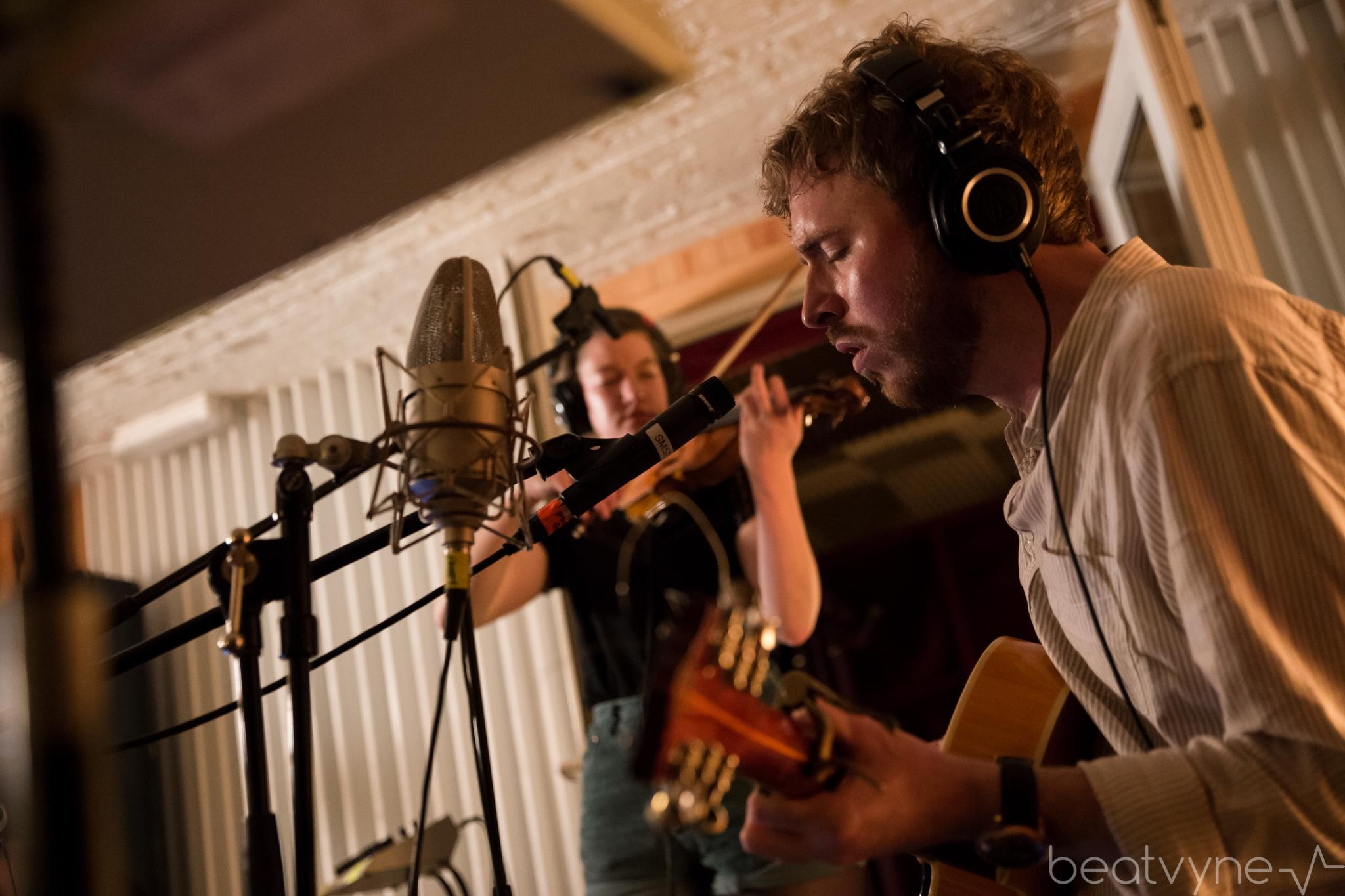 beatvyne's Live Recording Sessions at Sun Studios