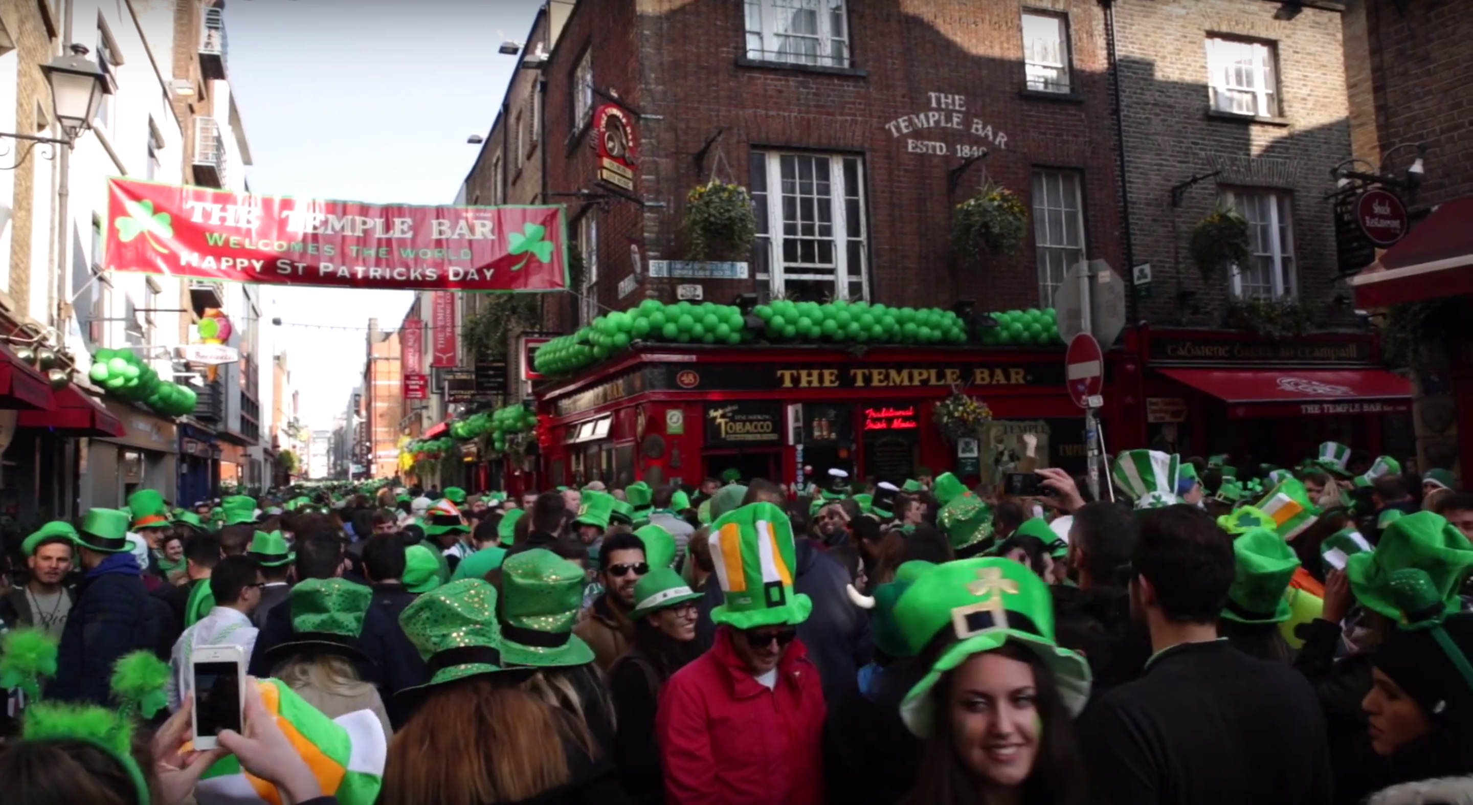 beatvyne St. Patrick's Irish Mix