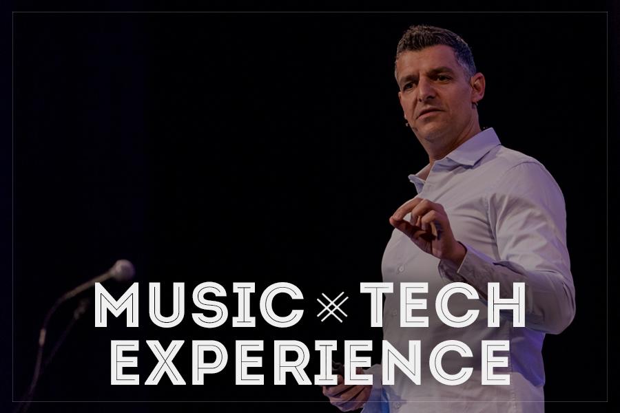 MUSIC x TECH EXPERIENCE