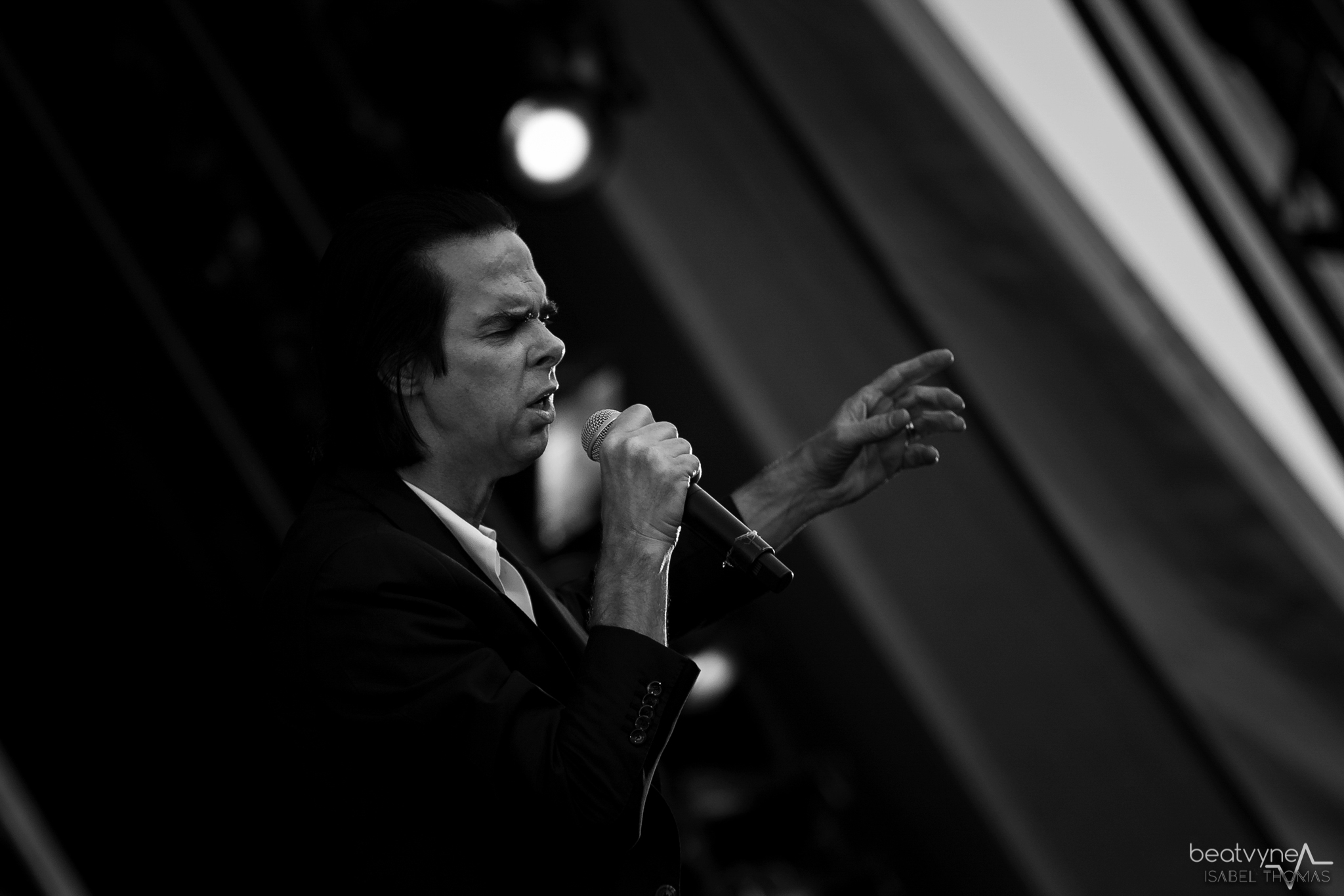 Nick Cave And The Bad Seeds To Play Dublin's 3Arena 8th & 9th May 2020