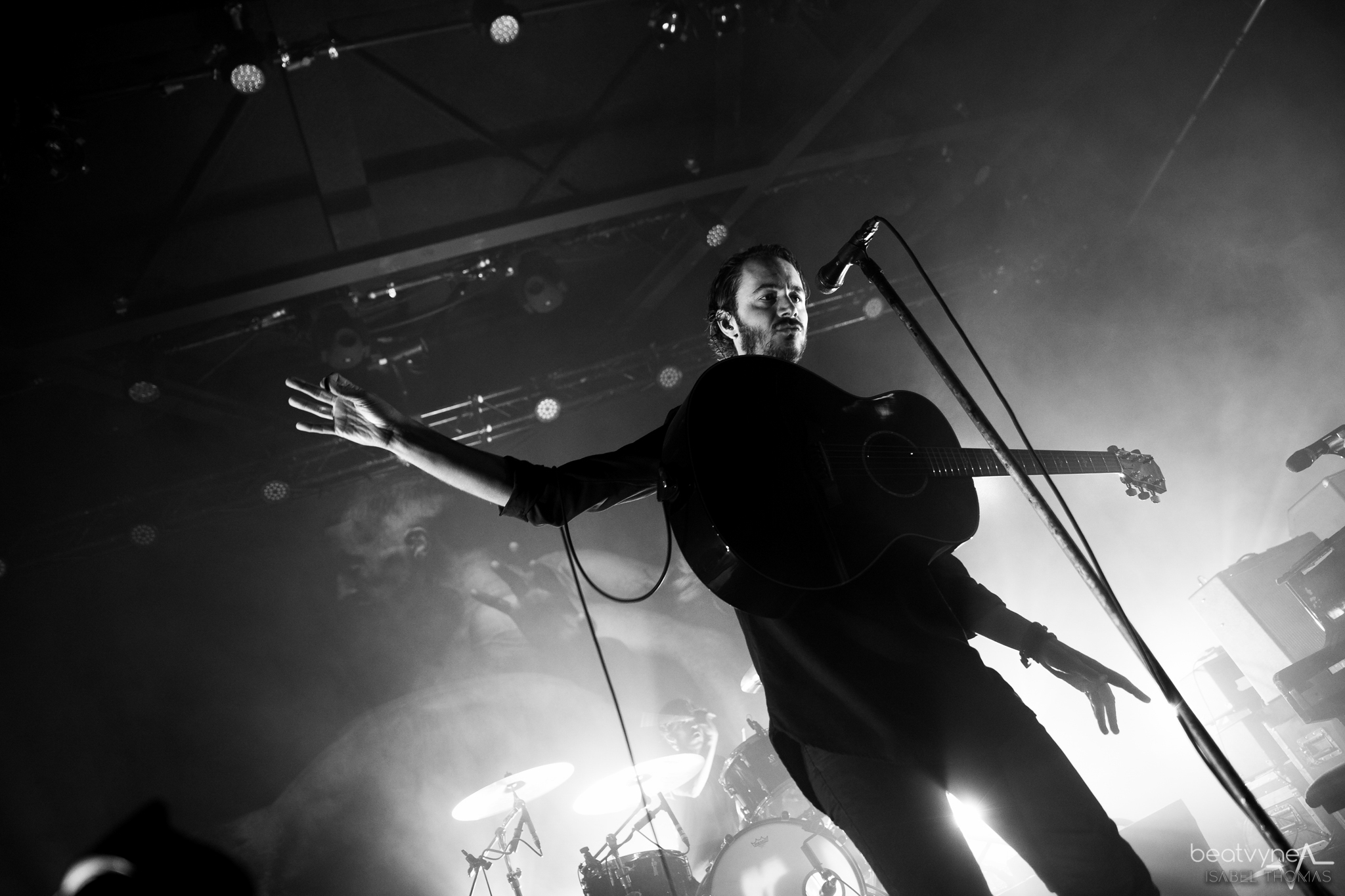 Editors Ephemeral Dublin Appearance