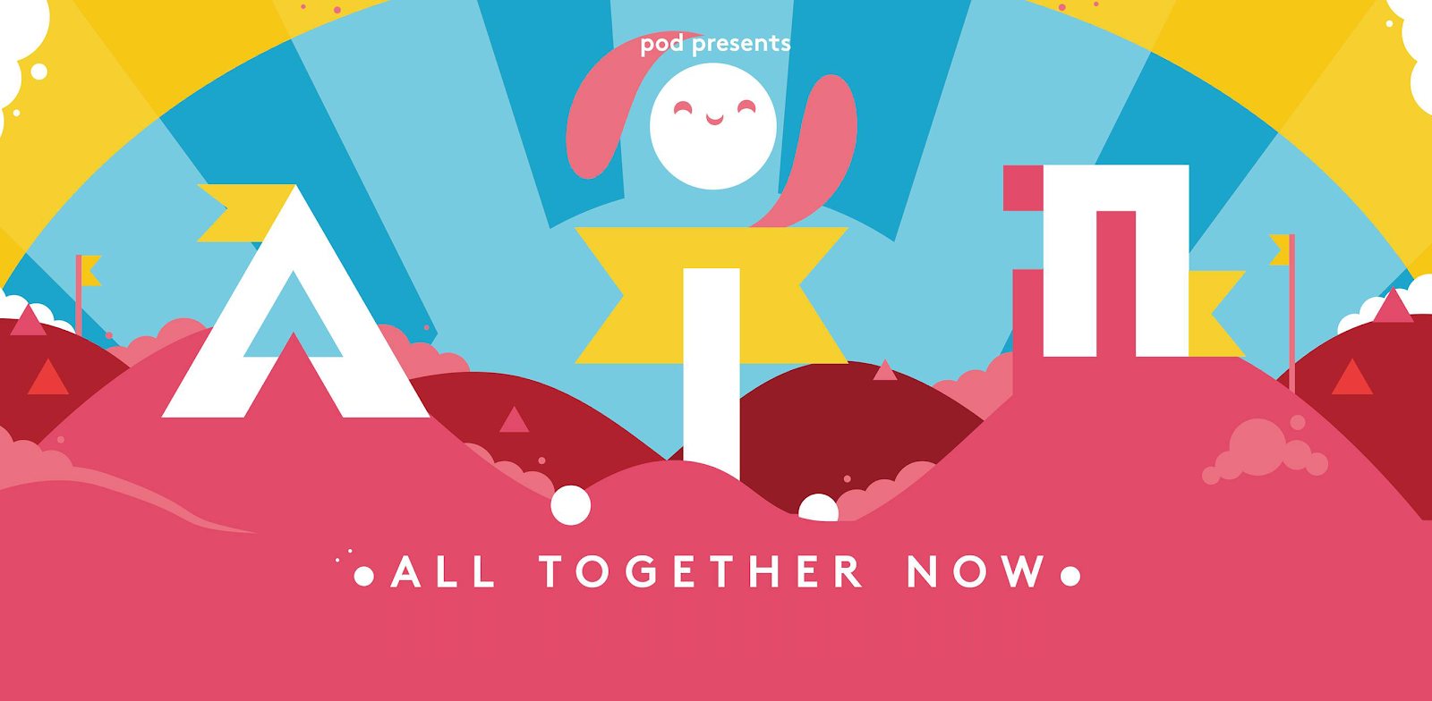 All Together Now 2019 Line Up Announced