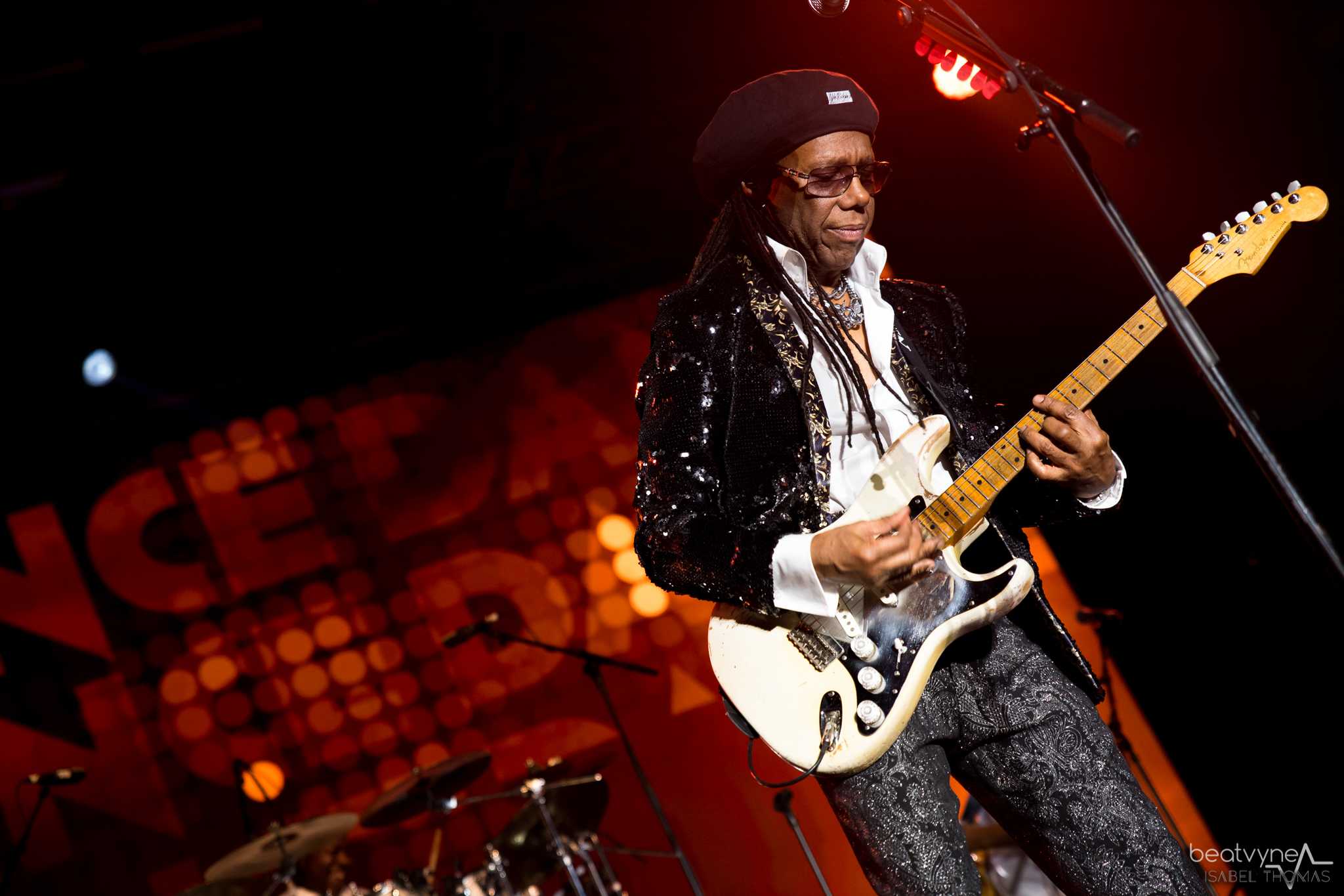Nile Rodgers & Chic Live at St. Anne's Park Dublin: Sunday 2 June, 2019
