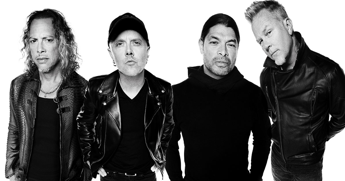 Metallica To Play Slane Castle